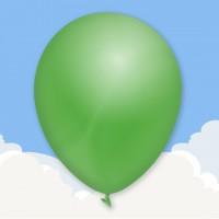 Standard Green custom printed balloons